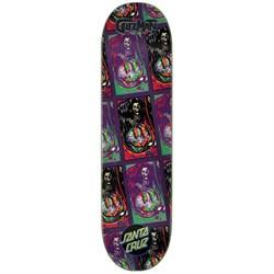 Santa Cruz Guzman Smile Tile Powerply 8.27 Skateboard Deck