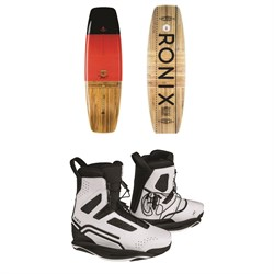 Ronix Top Notch Nu Core 2 ​+ One Wakeboard Package