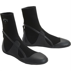 Billabong 5mm Absolute Round Toe Wetsuit Boots