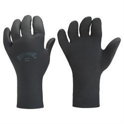Billabong 2mm Absolute 5 Finger Wetsuit Gloves