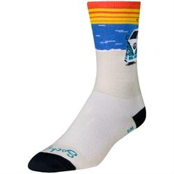 SockGuy Daze Crew Socks