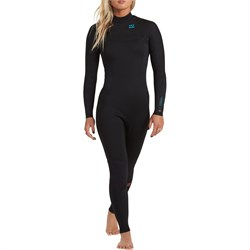 Billabong 4/3 Synergy Back Zip GBS Wetsuit - Women's