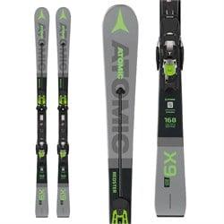 Atomic Redster X9 WB Skis + X 12 TL GW Bindings