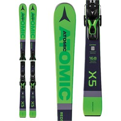 Atomic Redster X5 Skis ​+ FT 10 GW Bindings