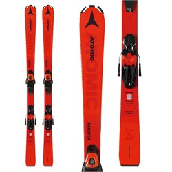 Atomic Redster J4 Skis ​+ L6 GW Bindings - Boys'