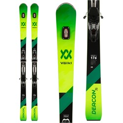 Volkl Deacon 76 Skis ​+ rMotion2 12 GW Bindings