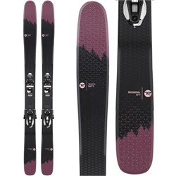 Rossignol Sky 7 HD W Skis ​+ NX 12 Konect RTS Ski Bindings - Women's
