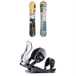 Rossignol XV Snowboard + XV Snowboard Bindings 2020