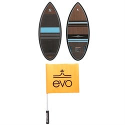 Connelly Benz Wakesurf Board  ​+ Proline x evo Safety Flag
