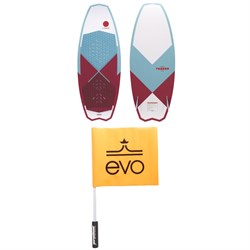 Connelly Voodoo Wakesurf Board 2020 ​+ Proline x evo Safety Flag