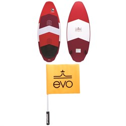 Connelly Bentley Wakesurf Board  ​+ Proline x evo Safety Flag