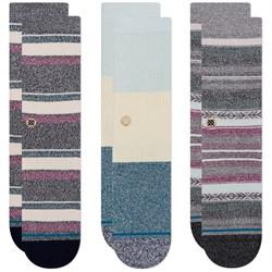 Stance Bu Bu Butterblend Socks - 3 Pack