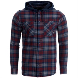Vans Parkway II Long-Sleeve Hooded Shirt
