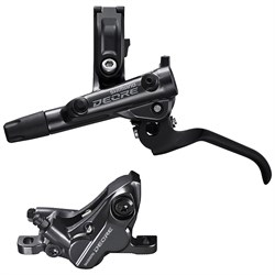 Shimano Deore BLM6120 Hydraulic Disc Brake with Metal Pad