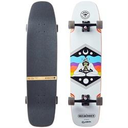 Arbor Shakedown Crosscut Cruiser Skateboard Complete