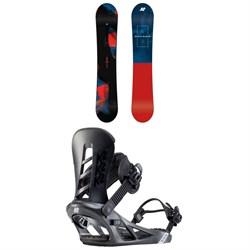 K2 Raygun Snowboard 2019 + Sonic Snowboard Bindings