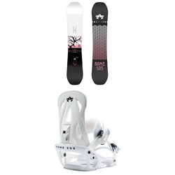 Rome Royal Snowboard 2021 ​+ Shift Snowboard Bindings - Women's 2020