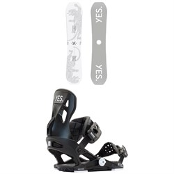Yes. Dicey Snowboard ​+ Now x Yes. Snowboard Bindings 2021