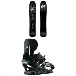 Jones Ultra Mind Expander Snowboard ​+ Mercury Snowboard Bindings 2021