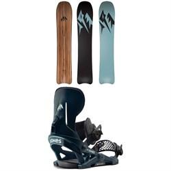 Jones Hovercraft Snowboard + Mercury Snowboard Bindings 2021