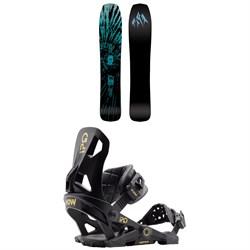 Jones Mind Expander Snowboard + Now IPO Snowboard Bindings 2021
