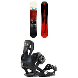 Yes. Hybrid Snowboard ​+ Now x Yes. Snowboard Bindings 2021
