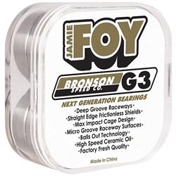 Bronson Jamie Foy Pro G3 Skateboard Bearings