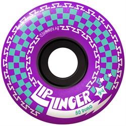 Krooked Zip Zinger 80HD Purple Skateboard Wheels