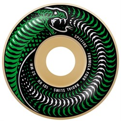 Spitfire Formula Four 101d Venomous Radial Slims Skateboard Wheels