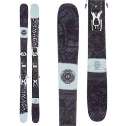 Armada ARW 96 Skis + Warden 11 Demo Bindings - Women's  - Used