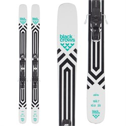 Black Crows Atris Skis ​+ Warden 13 Demo Bindings  - Used