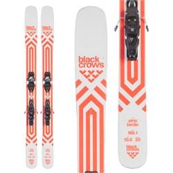 Black Crows Atris Birdie Skis + Warden 11 Demo Bindings - Women's 2020 - Used