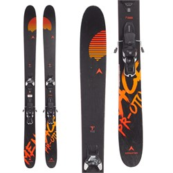 Dynastar Menace Proto F-Team Skis ​+ Warden 13 Demo Bindings 2020 - Used
