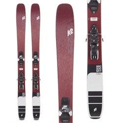 K2 Mindbender 106 C Alliance Skis + Warden 11 Demo Bindings - Women's  - Used
