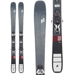 K2 Mindbender 98Ti Alliance Skis ​+ Warden 11 Demo Bindings - Women's 2020 - Used