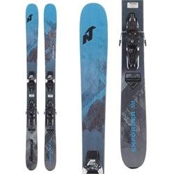 Nordica Enforcer 104 Free Skis + Warden 13 Demo Bindings 2020 - Used