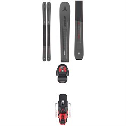 Atomic Vantage 90 Ti Skis ​+ Warden MNC 13 Ski Bindings