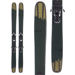 Rossignol Super 7 HD Skis ​+ Warden 13 Demo Bindings  - Used