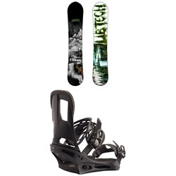 Lib Tech Skunk Ape HP C2 Snowboard ​+ Burton Cartel Snowboard Bindings