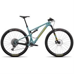 Santa Cruz Bicycles Blur C S TR Complete Mountain Bike 2021