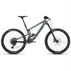 Santa Cruz Bicycles Bronson C R Complete Mountain Bike 2021