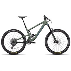 Santa Cruz Bicycles Bronson C S Complete Mountain Bike 2021