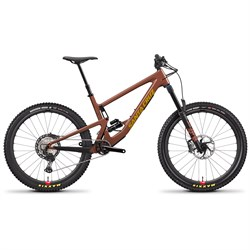 Santa Cruz Bicycles Bronson C XT Complete Mountain Bike 2021