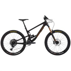 Santa Cruz Bicycles Bronson CC X01 Complete Mountain Bike 2021