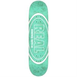 Real Floral Renewal II 7.56 Skateboard Deck