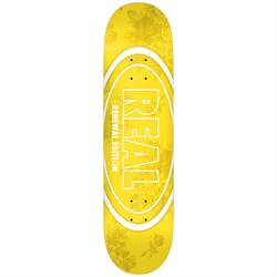 Real Floral Renewal II 7.75 Skateboard Deck