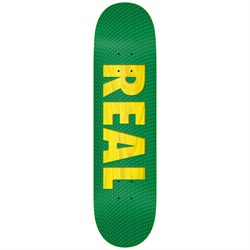 Real Bold Team Series Green 8.38 Skateboard Deck