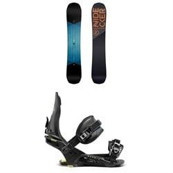 Nidecker Score Snowboard + Muon-X Snowboard Bindings 2021