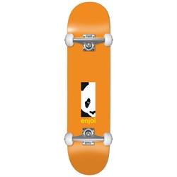 Enjoi Box Panda FP 8.125 Skateboard Complete - Big Kids'