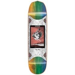 Madness Alla Slick Blue/Orange 8.5 Skateboard Deck